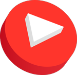 3D-logo-Youtube---socila-media-icon